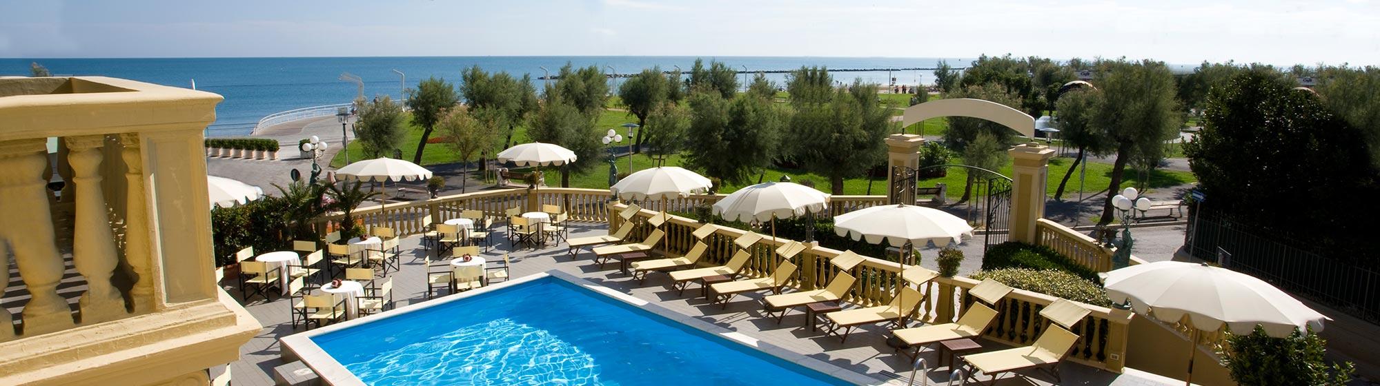 Hotel Pesaro fronte mare: alberghi 5 stelle di lusso nelle Marche ...